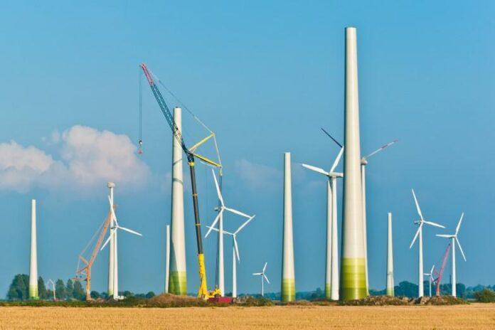 Recycling Wind Turbine